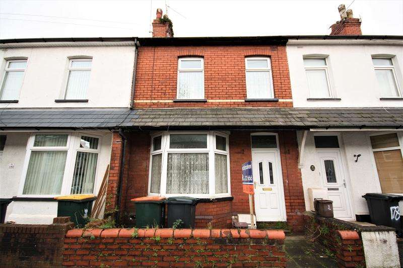 3 Bedrooms Terraced House for sale in Durham Road, Newport, Newport. NP19 7HT
