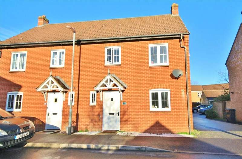 3 Bedrooms House for rent in Carnival Close, Ilminster, Somerset, TA19