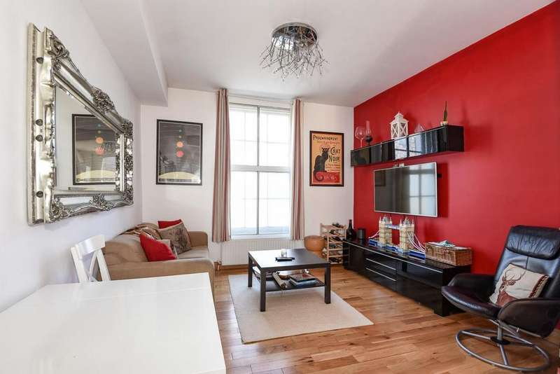 2 Bedrooms Flat for sale in New North Road, Islington