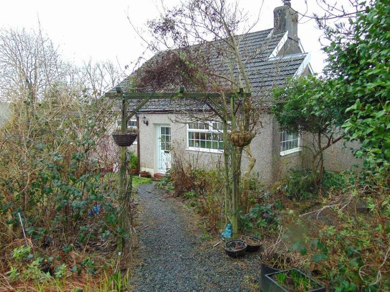 2 Bedrooms Cottage House for sale in Pen-y-mynydd, Llanelli