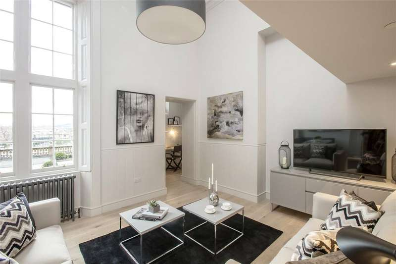 2 Bedrooms Apartment Flat for sale in G05 - Donaldson's, West Coates, Edinburgh, Midlothian