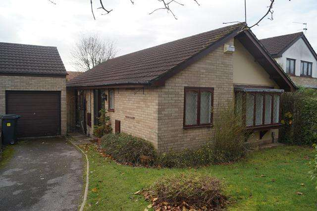 3 Bedrooms Detached Bungalow for sale in Oakford Close, Pontprennau, Pontrennau, Cardiff CF23