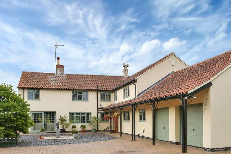 4 Bedrooms Detached House for sale in Fosse Way, Cotgrave, Nottingham