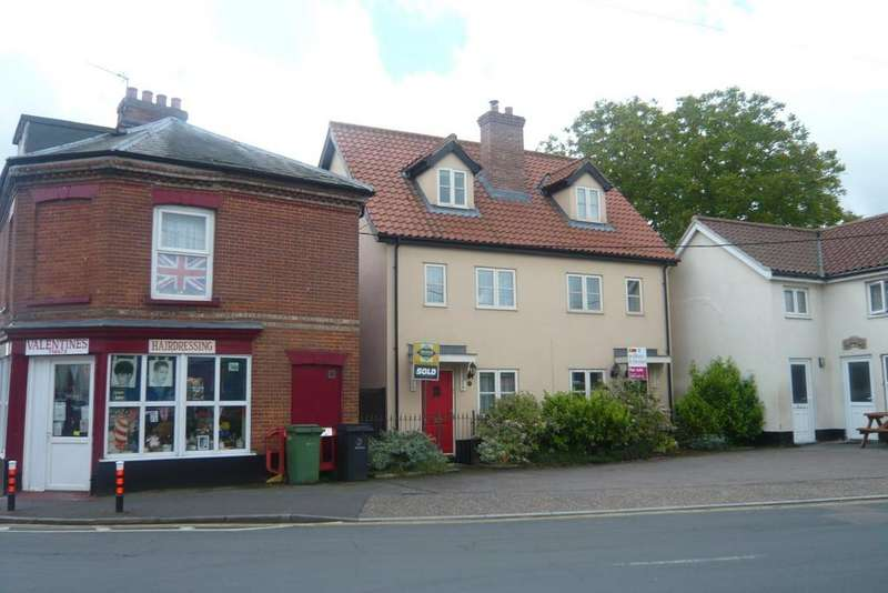 3 Bedrooms Semi Detached House for rent in Market Street, East Harling