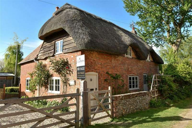 4 Bedrooms Detached House for sale in Cheriton, Alresford, Hampshire