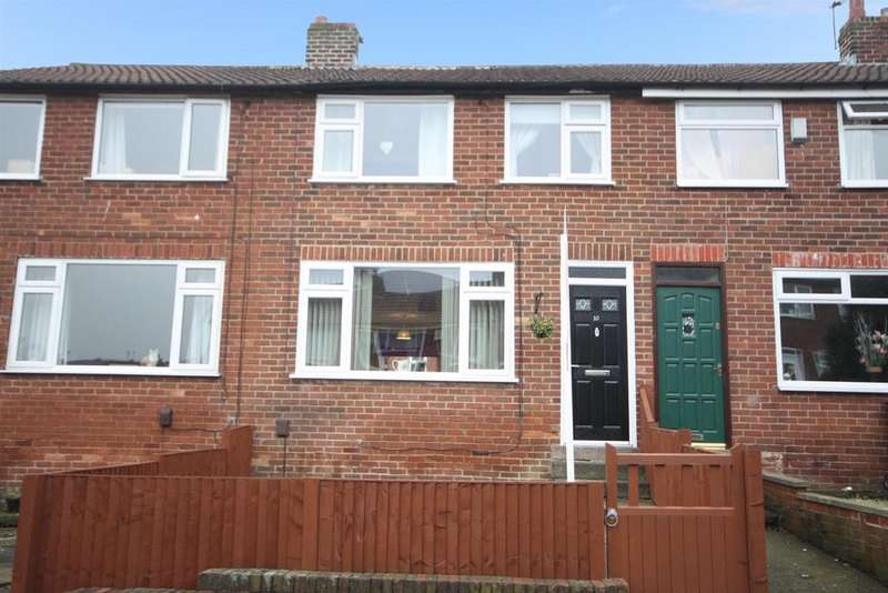3 Bedrooms Terraced House for sale in Springfield Gardens, Horsforth