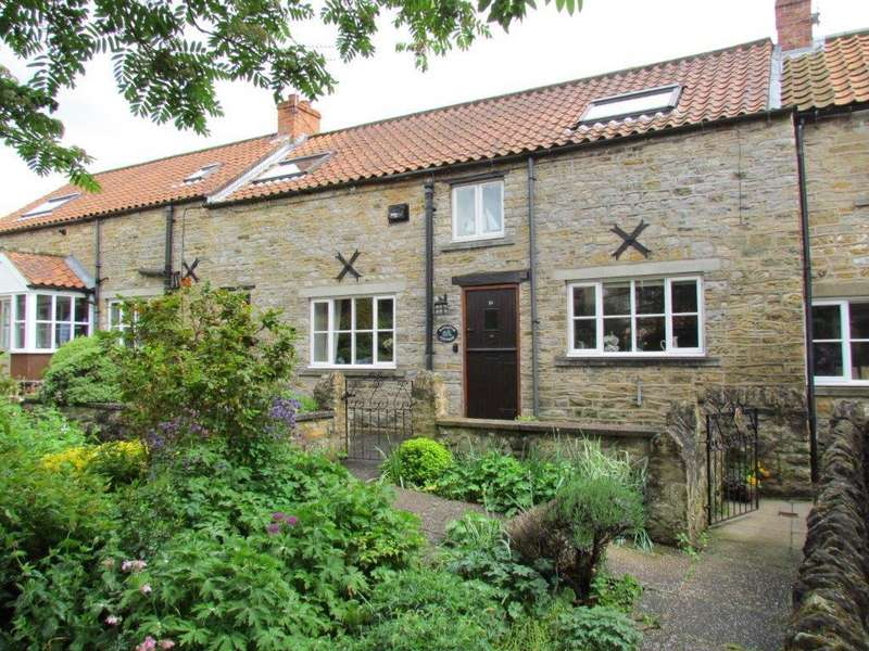 2 Bedrooms House for sale in High Market Place, Kirkbymoorside, York