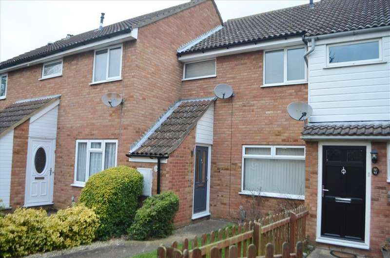 3 Bedrooms Terraced House for sale in Osprey Road, Biggleswade, SG18