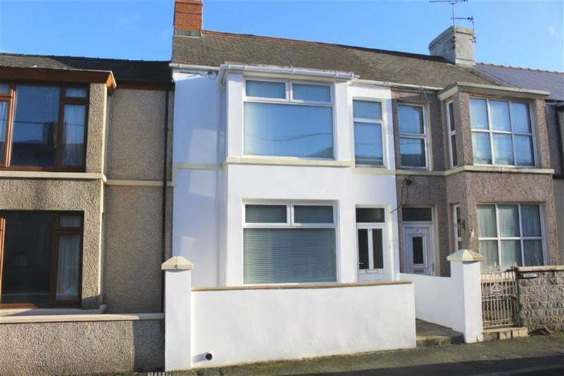 2 Bedrooms Terraced House for sale in Starbuck Road, Milford Haven