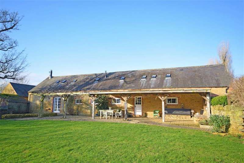 4 Bedrooms Barn Conversion Character Property for sale in Pitsford