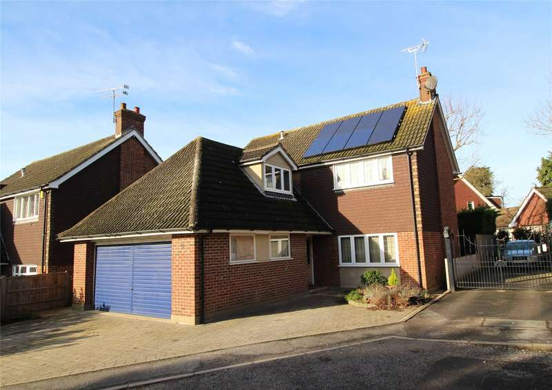 4 Bedrooms Detached House for sale in Thomas Close, Brentwood, Essex