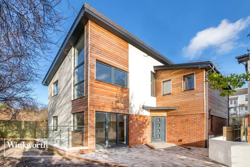 5 Bedrooms Detached House for sale in Preston Park Avenue, Brighton, East Sussex, BN1