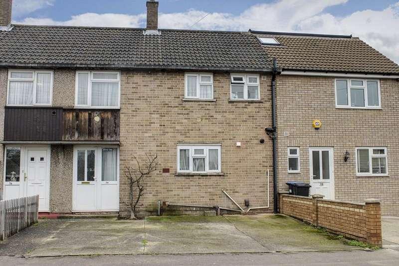 3 Bedrooms Terraced House for sale in Ingersoll Road, Enfield, London, EN3