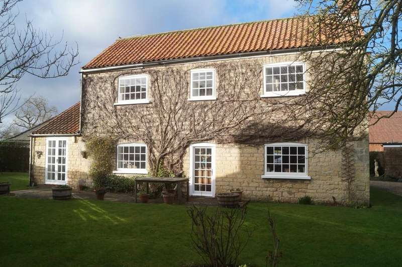 4 Bedrooms Cottage House for sale in Sleaford Road, Branston