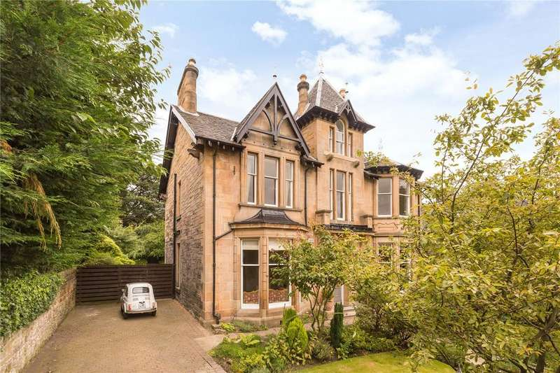10 Bedrooms Detached House for sale in Chalmers Crescent, Edinburgh