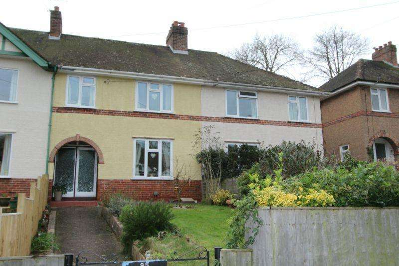 3 Bedrooms Terraced House for sale in Winslade Road, Sidmouth