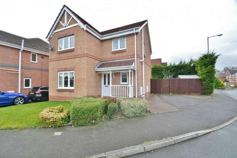 3 Bedrooms Detached House for sale in Kerscott Road, Northern Moor