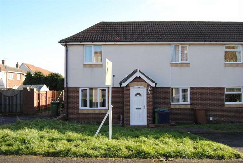 2 Bedrooms Terraced House for sale in Kildare Square, Downhill, Sunderland