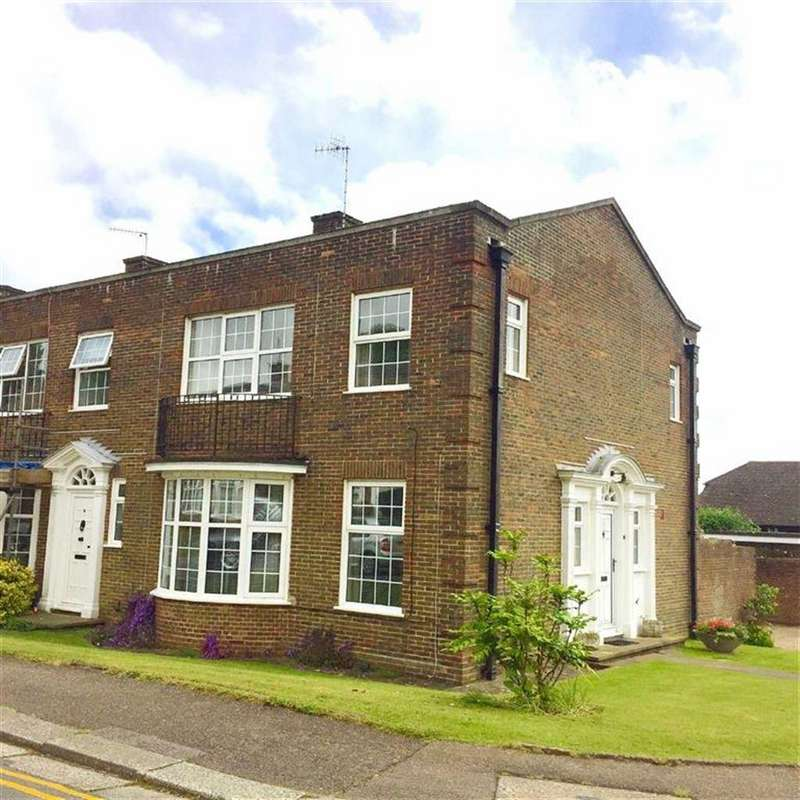 2 Bedrooms Terraced House for sale in Kestrel Close, Hove, East Sussex