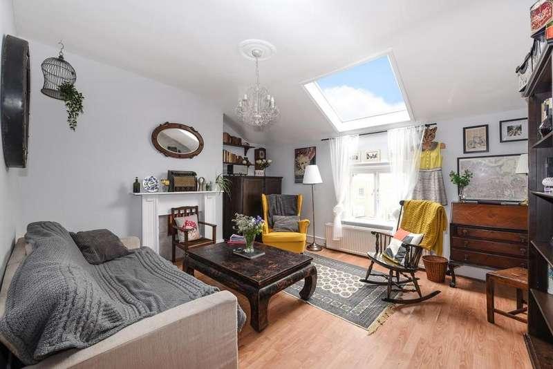 2 Bedrooms Flat for sale in Queens Road, Peckham