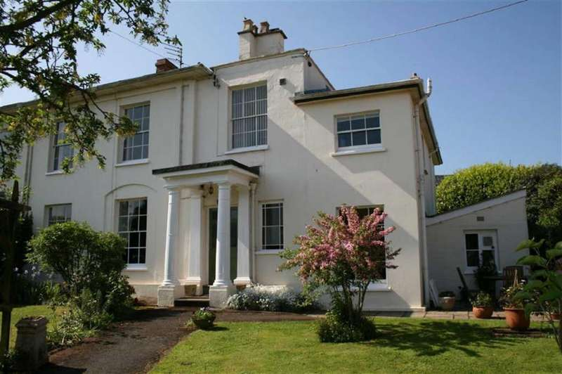 4 Bedrooms Semi Detached House for rent in Westford, Wellington, Somerset, TA21