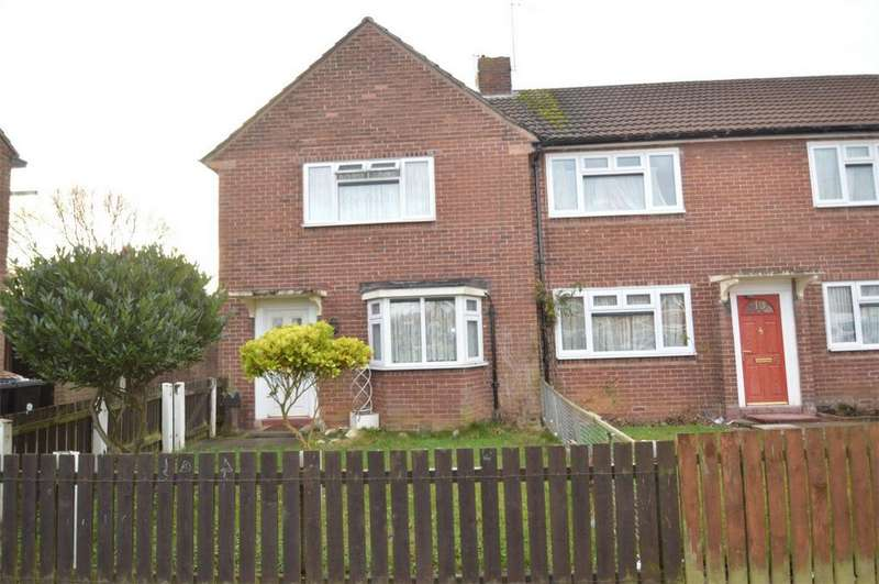 2 Bedrooms End Of Terrace House for sale in Gatley Road, SALE, Cheshire
