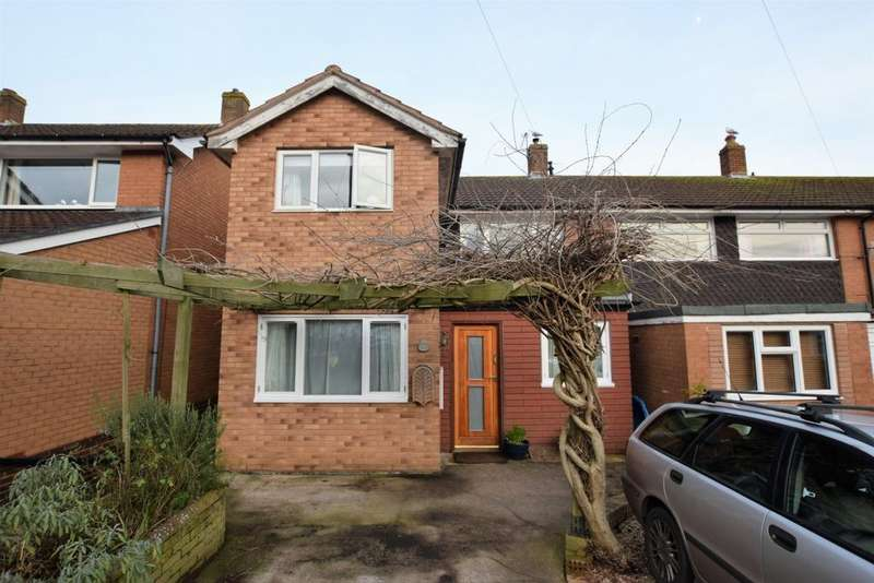 4 Bedrooms House for sale in Wellswood Gardens, St Thomas, EX4