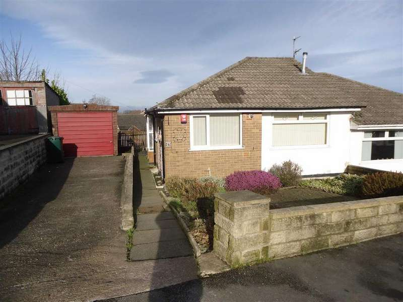2 Bedrooms Semi Detached Bungalow for sale in Ashworth Place, Bradford, West Yorkshire, BD6