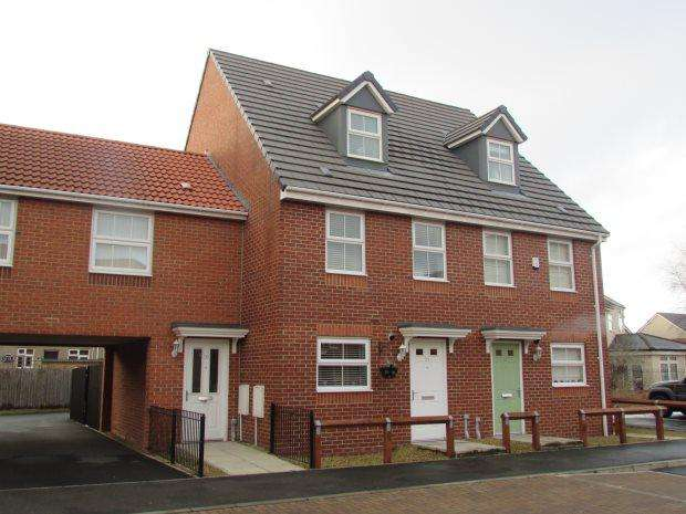 3 Bedrooms Town House for sale in BRIAN HONOUR AVENUE, CHESTER ROAD, HARTLEPOOL