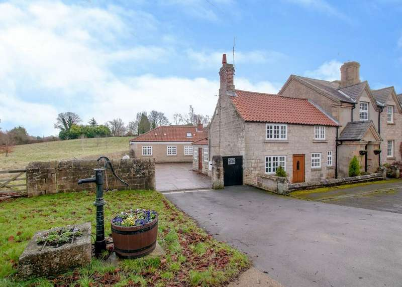 4 Bedrooms End Of Terrace House for sale in Ladyfield Road, Thorpe Salvin