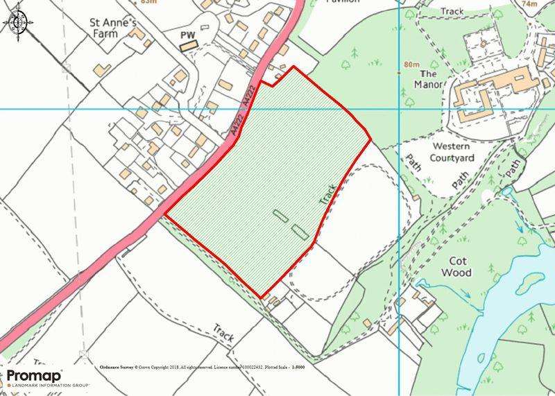 Land Commercial for sale in Approximately 16.91 acres of Land at Talygarn