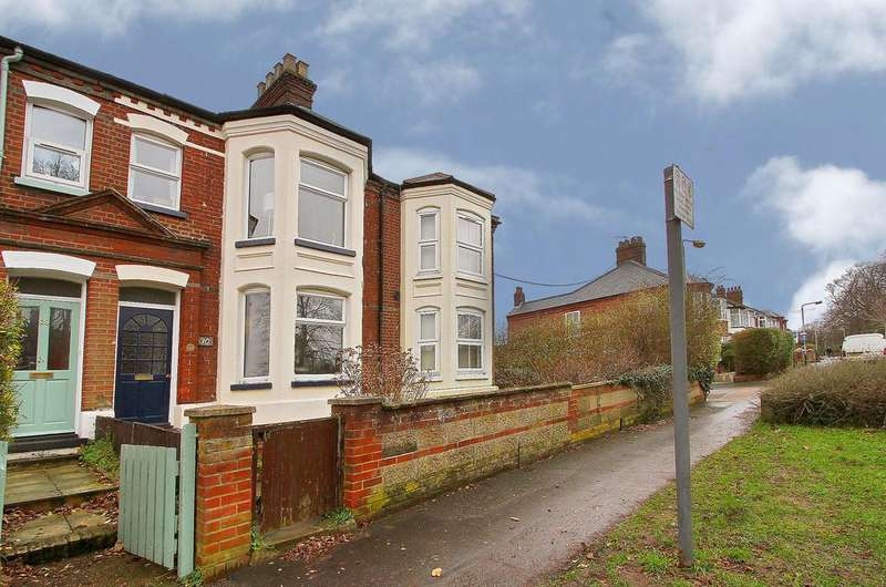 4 Bedrooms Terraced House for sale in Aylsham Road, Norwich