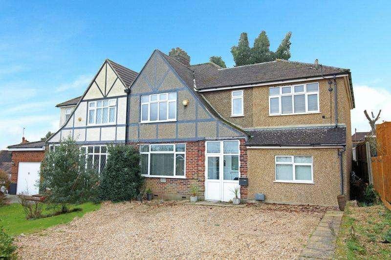 4 Bedrooms Semi Detached House for sale in Onslow Gardens, Sanderstead, Surrey