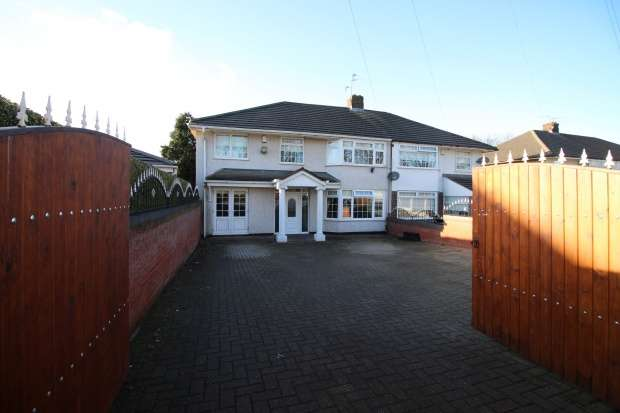 4 Bedrooms Semi Detached House for sale in Bridge Road, Liverpool, Merseyside, L36 4HX