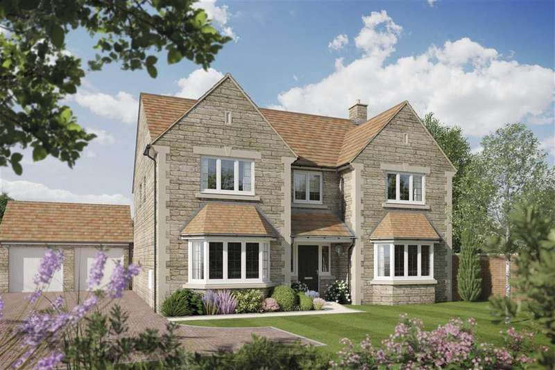 5 Bedrooms Detached House for sale in Fern Hill Gardens, Faringdon, Oxfordshire