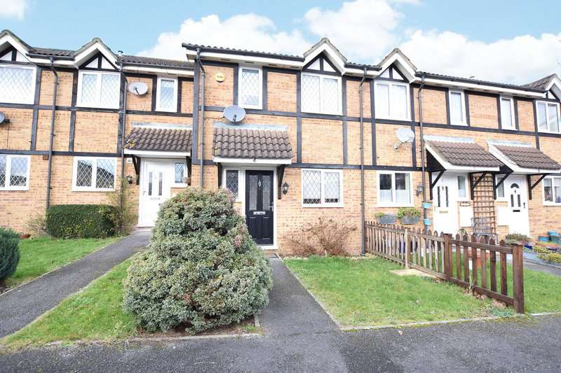 3 Bedrooms Terraced House for sale in Simmonds Close, Bracknell, Berkshire, RG42