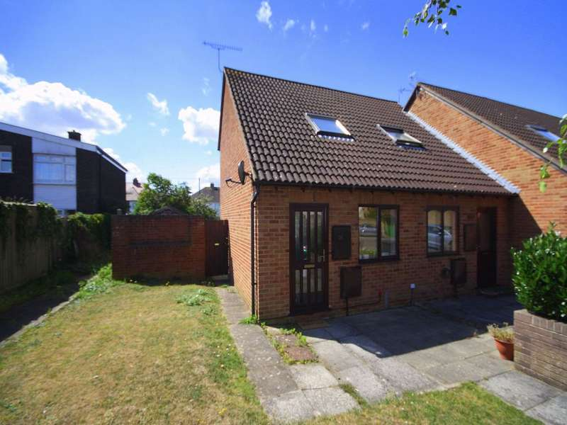 1 Bedroom Semi Detached House for rent in Milford Close Longlevens Gloucester GL2