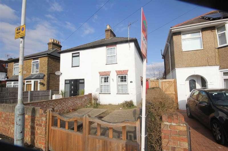 2 Bedrooms Semi Detached House for sale in New Road, Uxbridge