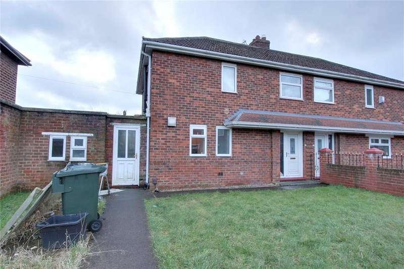 2 Bedrooms Semi Detached House for sale in Darenth Crescent, Berwick Hills