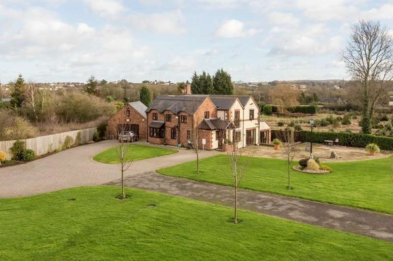 5 Bedrooms Detached House for sale in Lower Moor Road, Coleorton