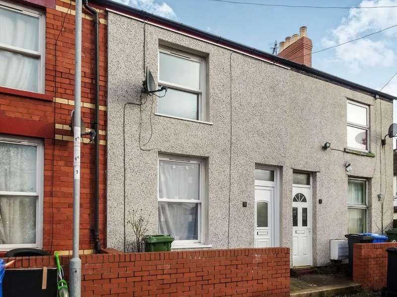2 Bedrooms End Of Terrace House for sale in Rhyl, Denbighshire