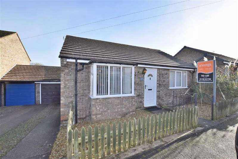 2 Bedrooms Detached Bungalow for rent in St Giles Close, Colburn, Catterick Garrison, North Yorkshire