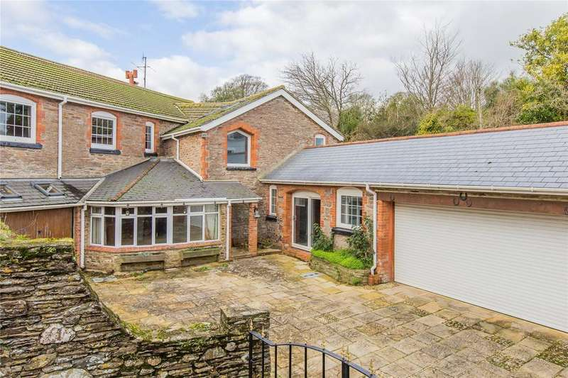 3 Bedrooms Detached House for sale in Chapel Lane, Stoke Fleming, Dartmouth, TQ6