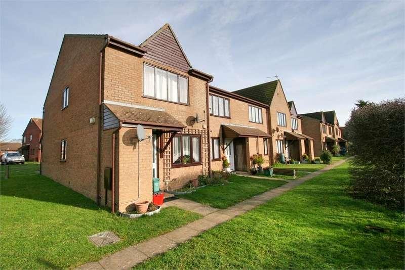 1 Bedroom Flat for sale in Saxmundham Way, CLACTON-ON-SEA, Essex
