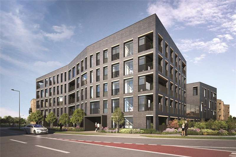 2 Bedrooms Flat for sale in Plot 80, Mosaics, Barton Fields Road, Headington, Oxford, OX3