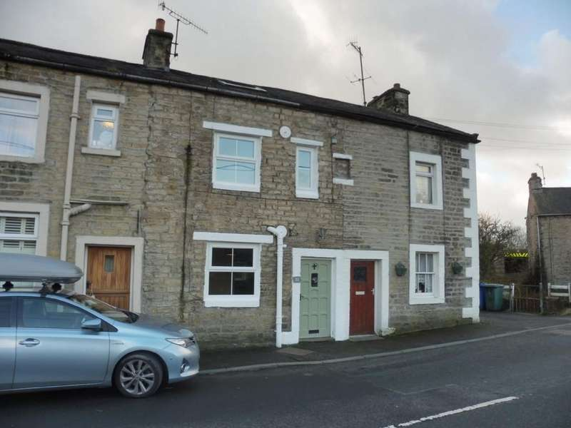 2 Bedrooms Terraced House for sale in 33 Main Street, Lower Bentham