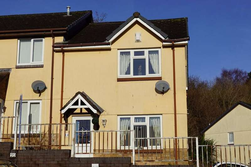 3 Bedrooms End Of Terrace House for sale in Tavistock