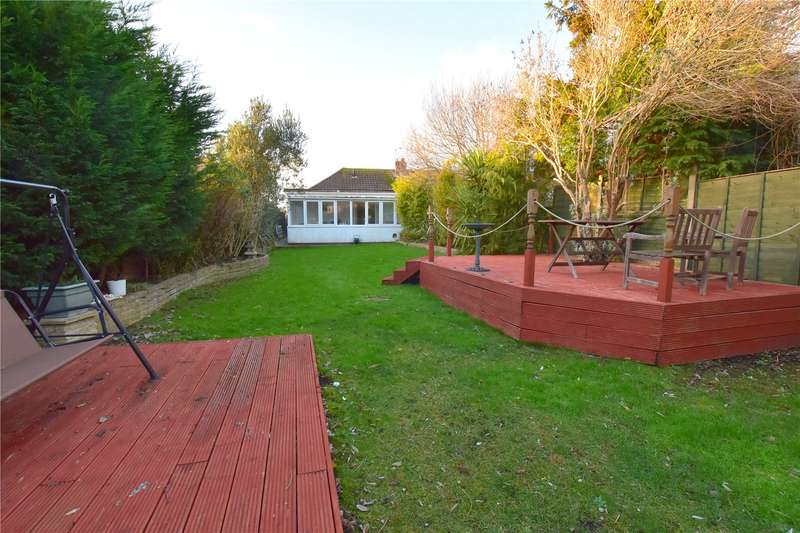 3 Bedrooms Semi Detached Bungalow for sale in Sedbury Road, North Sompting, West Sussex, BN15