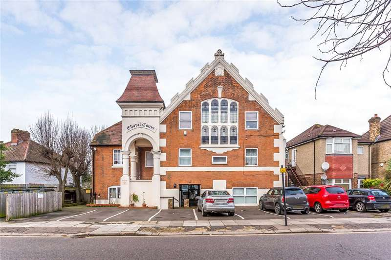 2 Bedrooms Flat for sale in Chapel Court, St. Marks Road, Enfield, EN1