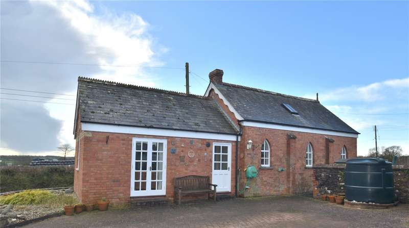2 Bedrooms Detached House for sale in Rackenford, Tiverton, Devon, EX16